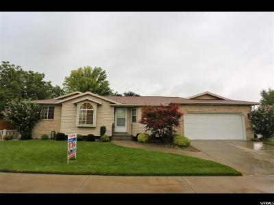 Orem Single Family Home For Sale: 72 S 900 W