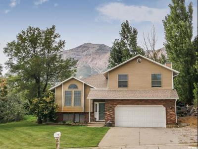 North Ogden Single Family Home For Sale: 1254 E 3100 N