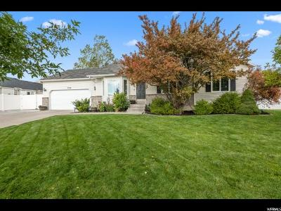 West Jordan Single Family Home Under Contract: 7328 S Opal Hill Dr