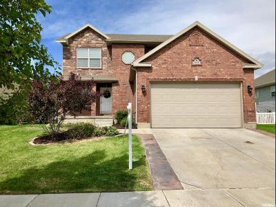 Syracuse Single Family Home For Sale: 2434 W Craig Ln S