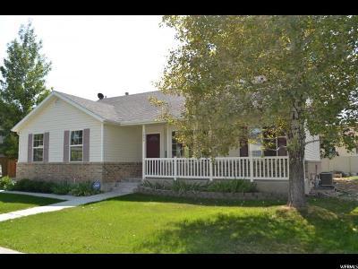 Eagle Mountain Single Family Home For Sale: 1854 E Sunrise Dr