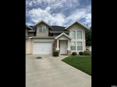 Orem Townhouse Under Contract: 1240 W 1330 S