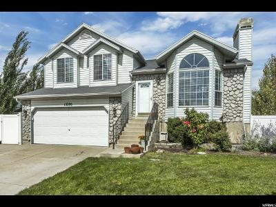 Riverton Single Family Home For Sale: 13296 S 2650 W