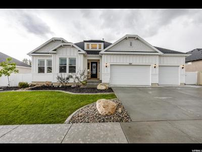 Riverton Single Family Home For Sale: 2641 W 11780 S