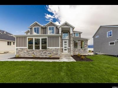 Saratoga Springs Single Family Home For Sale: 274 W Red Pine Dr