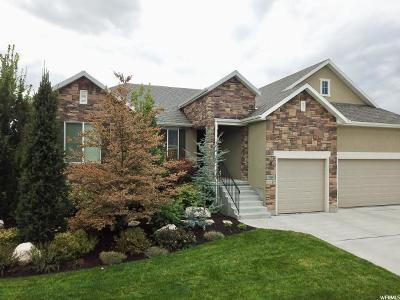 Kaysville Single Family Home For Sale: 1564 Seabiscuit Dr