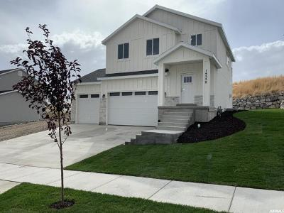 Herriman Single Family Home Under Contract: 14258 S Brook Hts