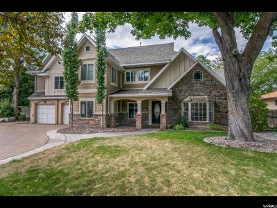 Bountiful Single Family Home Under Contract: 267 N 300 E