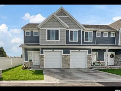 Clearfield Townhouse For Sale: 823 W 1600 S #20