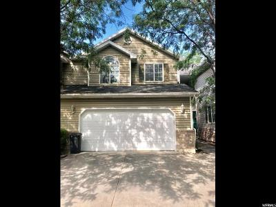 Provo Townhouse Under Contract: 218 S Parkside Pl