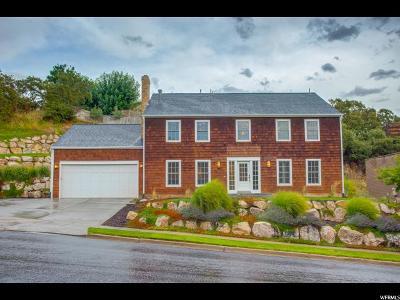 Farmington Single Family Home For Sale: 511 W 1400 N