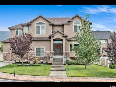 Layton Single Family Home Under Contract: 1626 N 150 E