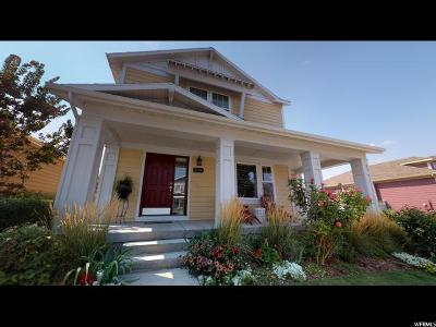 South Jordan Single Family Home For Sale: 10234 S Silver Mine Rd W
