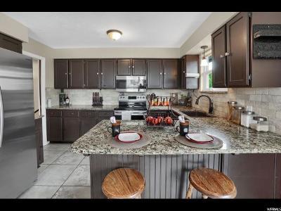 South Ogden Single Family Home For Sale: 5840 S 1325 E