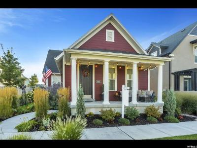 South Jordan Single Family Home For Sale: 5167 W Bowstring Way S