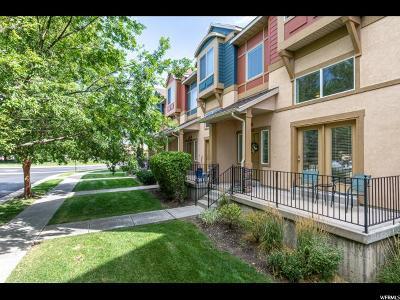 Farmington Townhouse For Sale: 812 Shepard Creek Pkwy