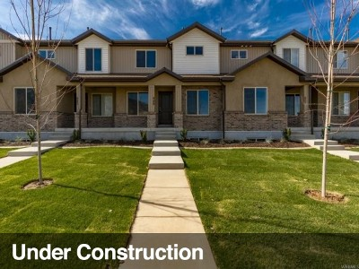 Santaquin Townhouse For Sale: 962 N Apple Seed Ln #23
