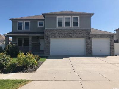 Herriman Single Family Home For Sale: 13827 S 6600 W
