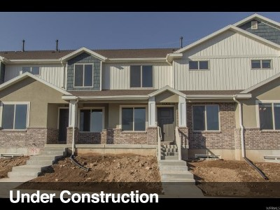 Santaquin Townhouse For Sale: 956 N Apple Seed Ln #24