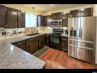 West Jordan Single Family Home For Sale: 6439 S Clematis Way W