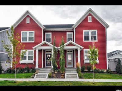 South Jordan Single Family Home For Sale: 5083 W Split Rock Dr