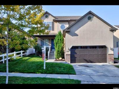 West Jordan Single Family Home For Sale: 7088 W 8090 S