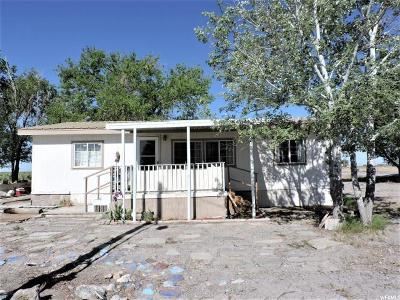 Single Family Home For Sale: 3835 W 7500 N