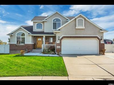 Riverton Single Family Home Under Contract: 3831 W 11970 S