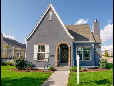 South Jordan Single Family Home For Sale: 11192 S Arugla Way W