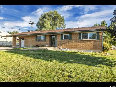 Midvale Single Family Home For Sale: 79 W Columbia Dr