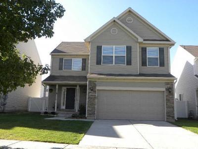 Springville Single Family Home For Sale: 1343 W Glenbarr Dr
