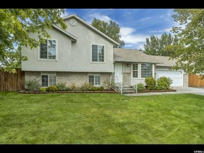 Riverton Single Family Home For Sale: 3248 W 13010 S