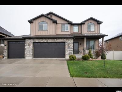 South Jordan Single Family Home For Sale: 3922 W Sand Lake Dr