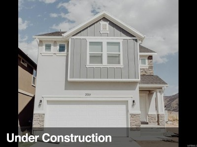 Spanish Fork Single Family Home For Sale: 3199 E 1350 Cba S #CNM19