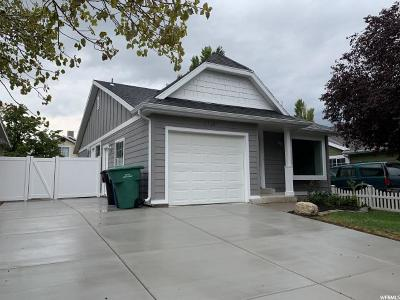 West Jordan Single Family Home For Sale: 3128 W Green Acre Dr
