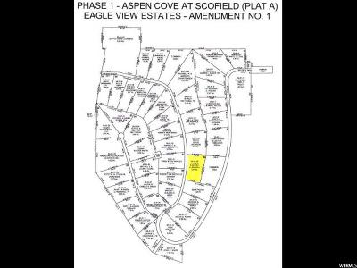 Scofield UT Residential Lots & Land For Sale: $45,000