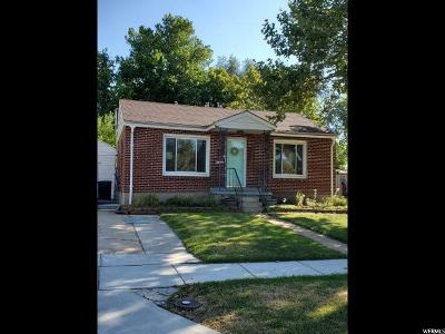 South Ogden Single Family Home Under Contract: 581 38th St