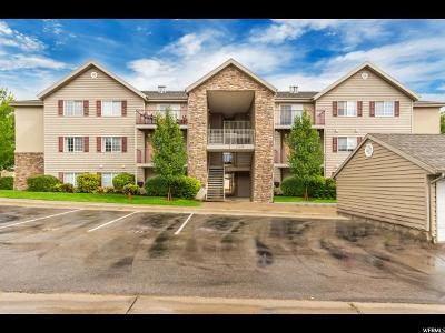 Lehi Condo For Sale: 1441 W Westbury Way S #B