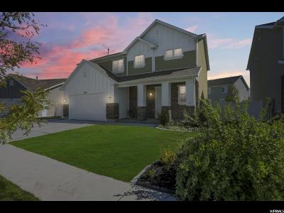 Syracuse Single Family Home For Sale: 3523 S Bridgeview Ln W