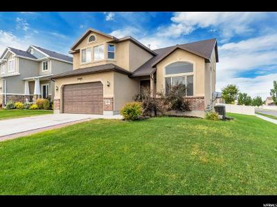 Riverton Single Family Home Under Contract: 4686 W Shawnee Dr