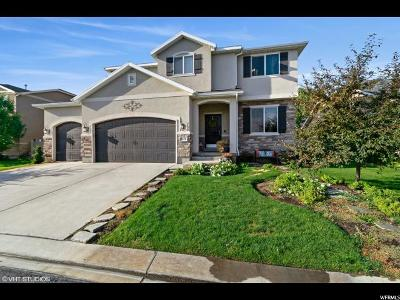 Lehi Single Family Home For Sale: 3476 W Great Plains Way