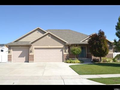 West Jordan Single Family Home For Sale: 7583 S 4730 W