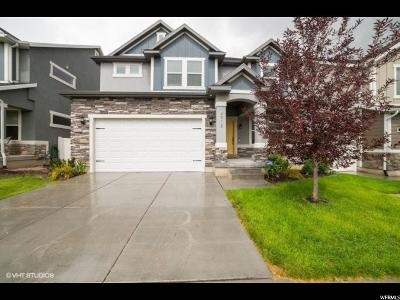 Herriman Single Family Home For Sale: 4918 W Yellow Topaz Dr S