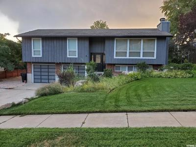 North Ogden Single Family Home Under Contract: 3271 N 750 E