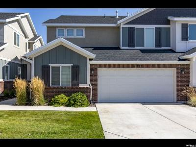 Herriman Townhouse For Sale: 11877 S Rushmore Park Ln W