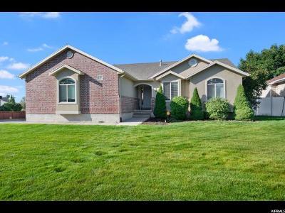 Kaysville Single Family Home For Sale: 837 Crimson Ln
