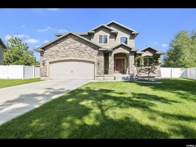 Orem Single Family Home For Sale: 542 W 1700 S