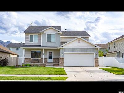 Santaquin Single Family Home For Sale: 89 W Royal Land Dr N