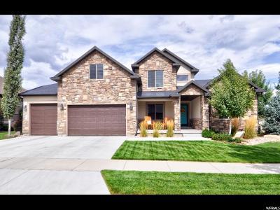 South Jordan Single Family Home For Sale: 794 W Moss Springs Cv