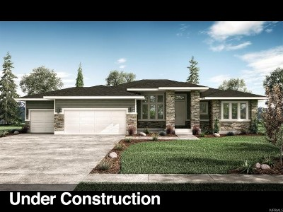 Lehi Single Family Home Under Contract: 2621 W Colledge Dr N